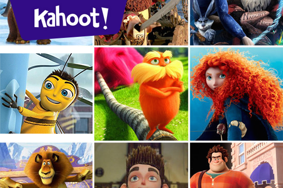 Play Kahoot Animation Movie Characters Long Version