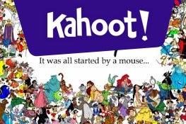 Play Kahoot Disney Trivia